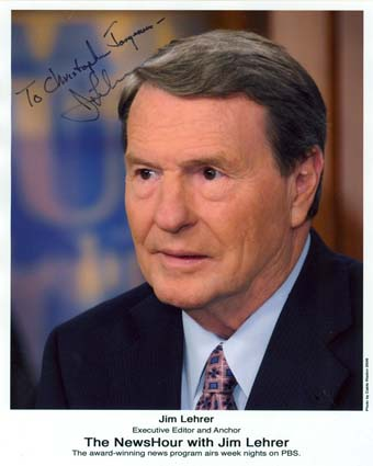 Scan of the photo of Jim Lehrer