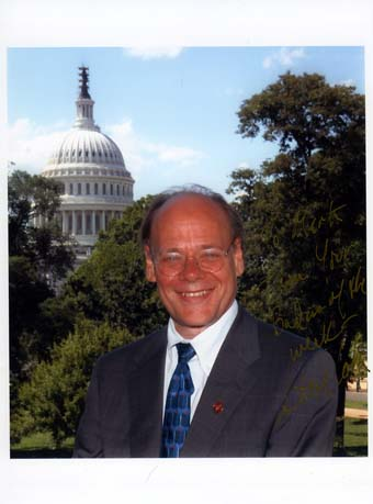 Scan of the photo from Congressman Steve Cohen