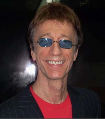 Photo of Robin Gibb