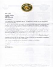 A letter to Envirokidz