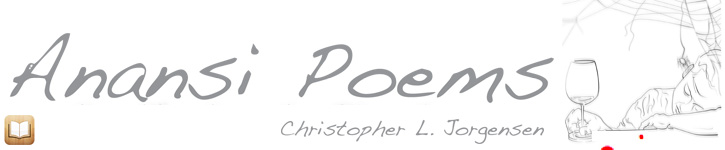 A collection of poems about spiders by Christopher L. Jorgensen.